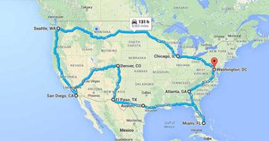 My 6-Week Cross Country Road Trip