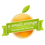 A Small Orange Shared Hosting WordPress