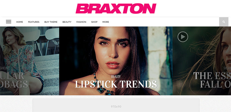 Braxton Premium WordPress Theme