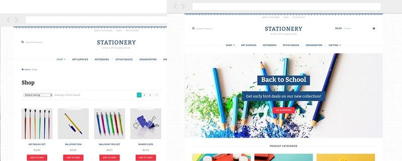 Stationery Premium Paid Woocommerce Theme