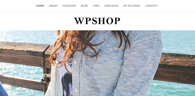 WPShop Paid Woocommerce Theme